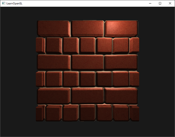 Parallax mapping with fragments discarded at the borders, fixing edge artifacts in OpenGL